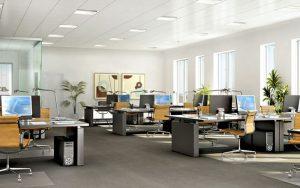 bố trí phong thủy trong văn phòng cho công ty