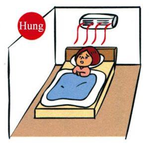phong thủy kê giường